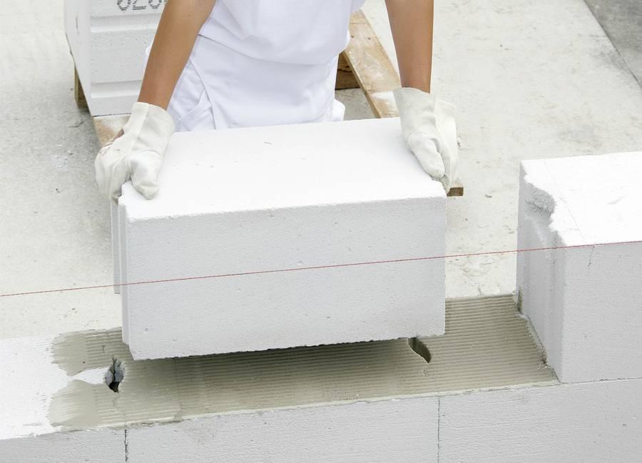 газобетонные блоки купить в москве