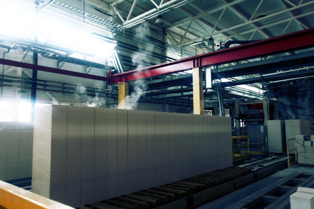производство газобетонных блоков в москве