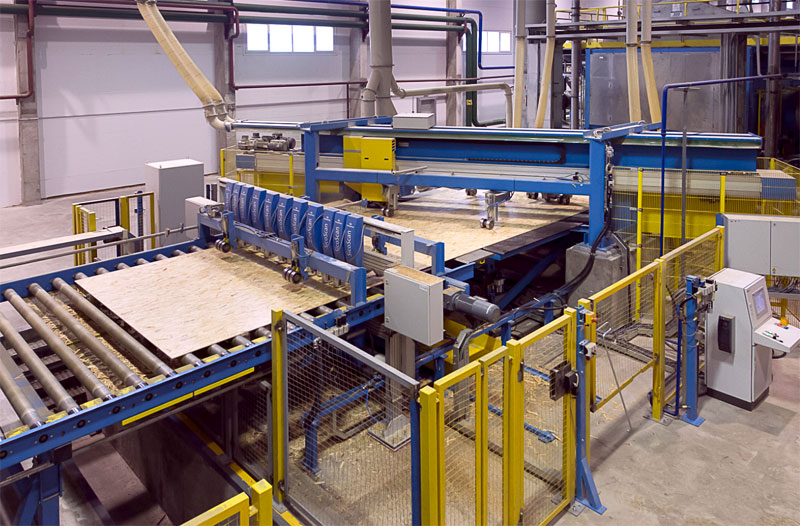 производство плит осп в москве